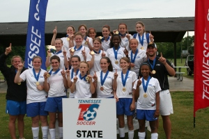 Tennessee Rush 2009 State Champs