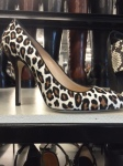 These shoes are $895.00.  They will not be part of my teacher wardrobe, my not teacher wardrobe or anything in between.